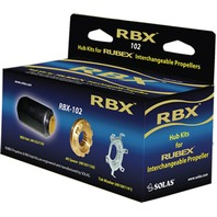 RBX203 RUBEX RBX  RUBBER HUB KIT for Series D/E Props: Yamaha V6 75-225 HP