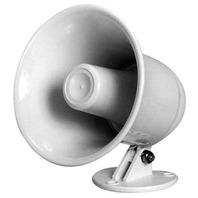 """WHITE ABS PA SPEAKER-PA Speaker, 5"""" dia."""
