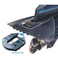 SE SPORT HYDROFOIL DRILL-FREE SPORT CLIP, 8HP AND UP-Sport Clip, 8 Hp & Up
