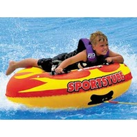 53-1116 SPORTSTUBE PVC TUBE-Sportstube, 1-Rider Towable, 48""