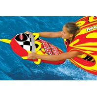 53-1807 Sumo Tube Towable w/Splash Guard