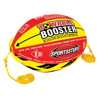SPORTSSTUFF  DOABLE BOOSTER TOW ROPE - 4 RIDER-4K Booster Ball/Tow Rope, 60' Length