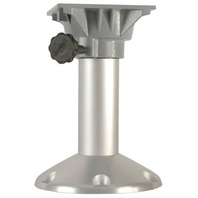 "SECOND GENERATION SEAT PEDESTAL, NON-REMOVABLE-12"" Pedestal; ABYC Code AP"