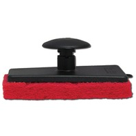 ALL PURPOSE SCRUBBING PAD-Medium Scrubber, Red