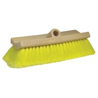 "10"" BIG BOAT BI-LEVEL BRUSH-Soft w/Flagged Ends (Yellow)"
