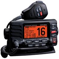 EXPLORER ULTRA COMPACT 25 WATT DSC RADIO-Explorer Ultra Compact VHF Radio, Black