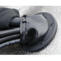 "TH Marine 3"" Cable Boot, Black"