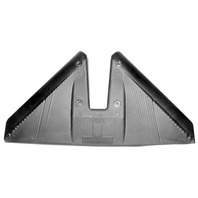 T-H HYDRO TAIL  STABILIZER-Hydro Tail, Black