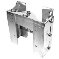 "PRO HI-JACKER JACKING PLATE-Single Adjust, 6"" setback"