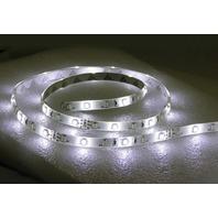 "LED FLEX STRIP ROPE LIGHT, ADHESIVE BACKED-LED Rope Light, 24"", Cool White"