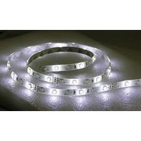 "LED FLEX STRIP ROPE LIGHT, ADHESIVE BACKED-LED Rope Light, 48"", Cool White"