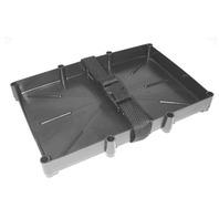 SPACE SAVER BATTERY TRAY-Marine Battery Tray-29/31 Series-20/Box