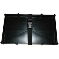 "NBH-31P TH MARINE BOAT SPACE SAVER BATTERY TRAY 29/31 Series 13"" x 7"" I.D."