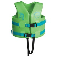"SUPER SOFT  SKI VESTS-26-29"", Youth; Kool Lime Green"