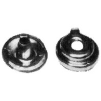 PULL-THE-DOT FASTENERS-Male w/Screw (4)