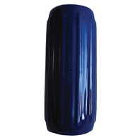 "BIG ""B"" INFLATABLE FENDER-Navy Blue, 10"" x 26"""