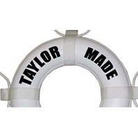 Taylor Made Marine Life Ring Letter Kit