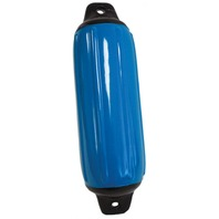 "951824 Taylor Made SUPER GARD BOAT FENDER-Blue Vinyl, 8-1/2"" x 26"""