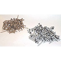 NAILS FOR DOCK BUMPER-1/8 lb #6 Galvanized Nails w/Washers