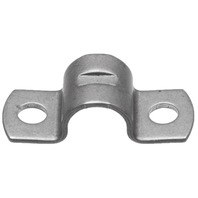 "3300/33C ENGINE END FITTINGS-Cable Clamp 12/64"" hole on 3/8"" centers"