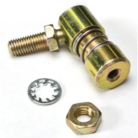 3300/33C ENGINE END FITTING-Ball Joint, 1/4-28 QR