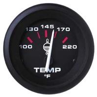 "AMEGA  SIGNATURE SERIES GAUGE-2"" Water Temperature Kit, O/B w/electric start"