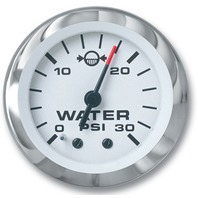 "LIDO SERIES PREMIUM GAUGE-2"" Water Pressure Kit, 30 PSI"