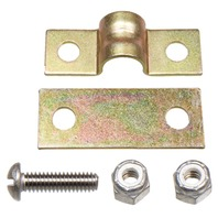 3300/33C ENGINE END FITTING-Clamp & Shim