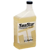 SEASTAR SOLUTIONS HYDRAULIC STEERING FLUID-Hydraulic Steering Fluid, 5 Gallons