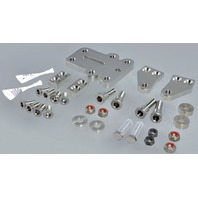 SEASTAR HEAVY DUTY TOURNAMENT SERIES O/B Hardware Kit for Dual Cylinder, Triple Engine