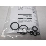 SEASTAR HYDRAULIC CYLINDER-Seal Kit for O/B Side Mt Cylinders for HC5331, HC5370