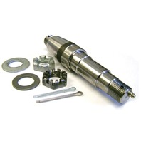 """ELIMINATOR  TORSION AXLE SPINDLE ASSEMBLY-1-3/4"""" x 8-3/8""""; 1-3/8""""  x 1-1/16  Bearing, 3500#"""