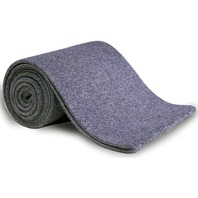 "TIE DOWN  BUNK CARPET-11"" x 12', Gray"
