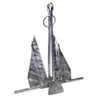 HOOKER QUIK-SET ANCHOR-5HQ; 3.5#; 10-15' Boat Length