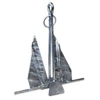 HOOKER QUIK-SET ANCHOR-13HQ; 6.5#; 25-28' Boat Length