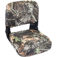 ALL WEATHER HIGH BACK SEAT WITH CUSHIONS-Seat & Cushions, Mossy Oak Breakup