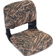 ALL WEATHER HIGH BACK SEAT WITH CUSHIONS- Mossy Oak Shadow Grass