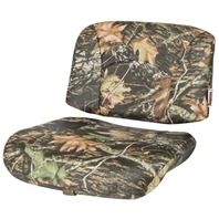 ALL WEATHER HIGH BACK SEAT REPLACEMENT CUSHIONS-Mossy Oak Break Up