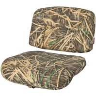 ALL WEATHER HIGH BACK SEAT REPLACEMENT CUSHIONS-Mossy Oak Shadow Grass