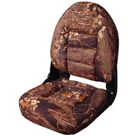 NAVISTYLE  HI-BACK SEATS-Mossy Oak Breakup, Vinyl