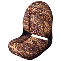 NAVISTYLE  HI-BACK SEATS-Mossy Oak Shadow, Vinyl