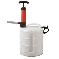 FLUID/OIL EXTRACTOR, 7 LITER-Fluid/Oil Extractor, 7 Liter Cap.