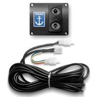 TRAC ANCHOR WINCH AUXILLIARY CONTROL SWITCH KIT-Anchor Winch Switch Kit