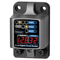 DIGITAL CIRCUIT BREAKER-Circuit Breaker, 30-60A with LED Amp/Volt Display