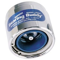 BEARING BUDDY II W/AUTO CHECK-980A Chrome Bearing Buddy w/Auto Check, Pair