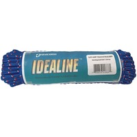 """UTILITY ROPE-3/8"""" x 100', Blue"""