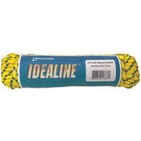 "UTILITY ROPE-3/8"" x 100', Yellow"