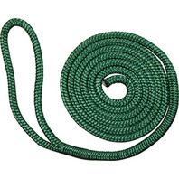 "BRAIDED FENDER LINE-3/8"" x 6' Green (While Qtys Last)"