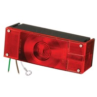 "WATERPROOF ""OVER 80"" LOW PROFILE-7-Way Right Hand Tail Light"