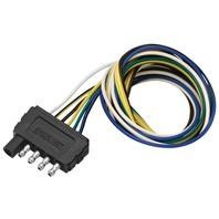 """TRAILER END CONNECTORS-5-Way Wunside Connector 18"""""""